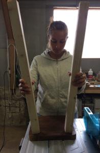 Atelier Magalie -Positionnement des pieds