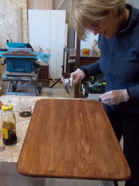 Atelier Marielle - teinte à l'eau